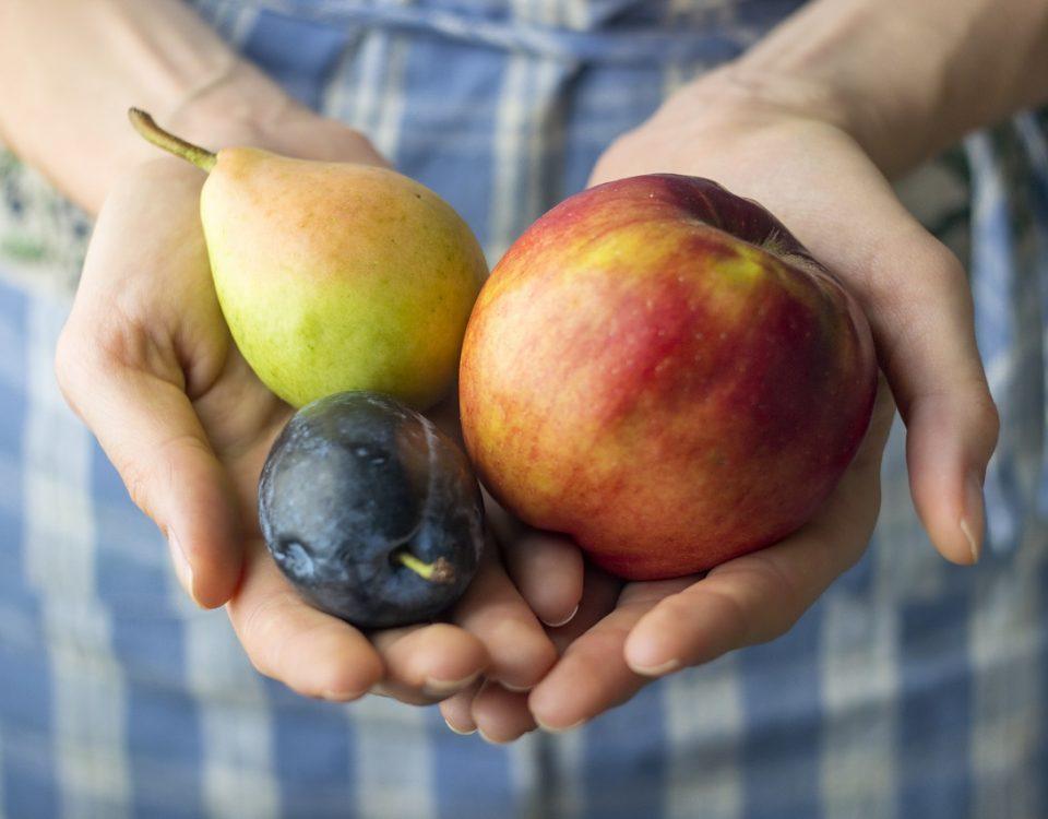 fruits bio au bureau